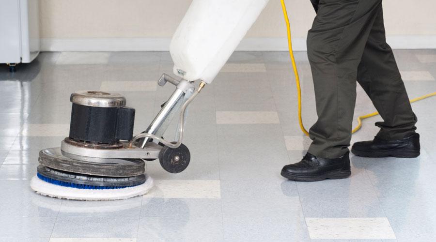 Floor care or Parquet